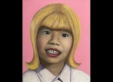 11-gilbert-trent-miss-pham-with-blonde-wig-2010-photo-transfer-and-acrylic-on-canvas-8x10inch