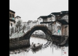 suchada-tunlayapornchoti-life-along-the-river-1-_70x45cm-chinese-ink-with-color-on-rice-paper-2010